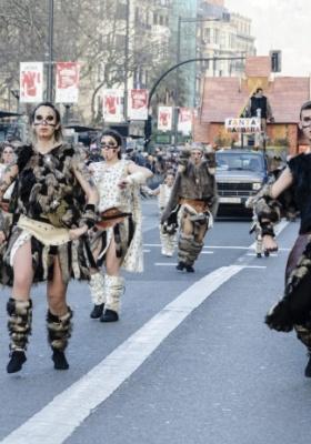 2020 Desfile Domingo