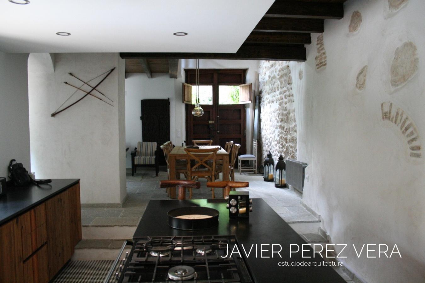 VILLA PESQUERA REHABILITACION - JAVIER PEREZ VERA, estudiodearquitectura