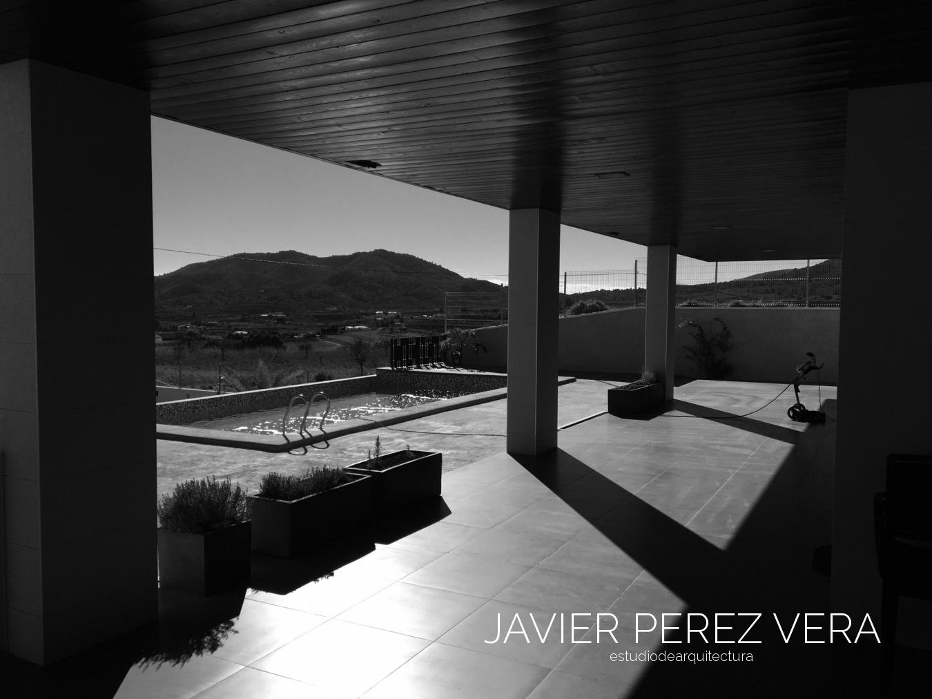 CASA LU - JAVIER PEREZ VERA, estudiodearquitectura