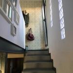 escalera acceso sotano