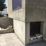 detalle muros hormigón