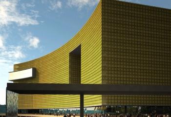 Hotel 5 estrellas en Tripoly Libya en colaboracion con Ernesto Juan Ortiz Arquitecto