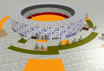 Arena Plaza Toros Elda