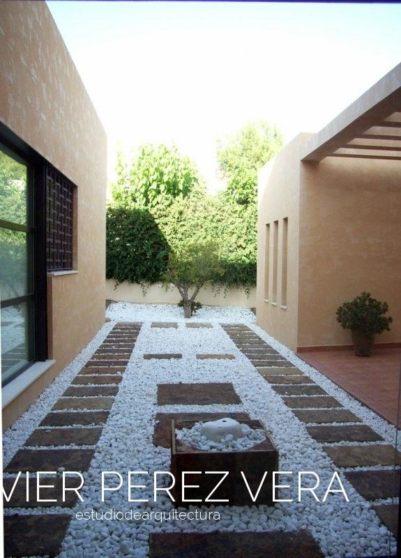 VIVIENDA CON PATIO 07 Petrel - Vivienda con Patio - Vivienda Patio. Arquitecto Petrel, Arquitecto Elda