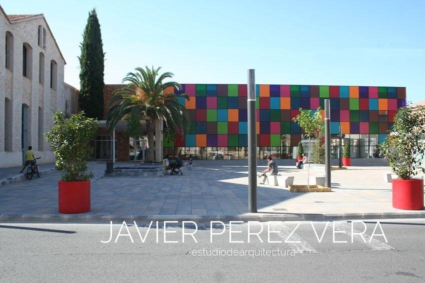 PLAZA RICO IBI 08 - Plaza Rico IBI, Alicante - Espacio Publico