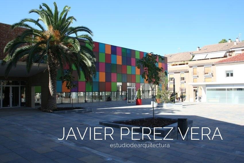 PLAZA RICO IBI 09 - Plaza Rico IBI, Alicante - Espacio Publico