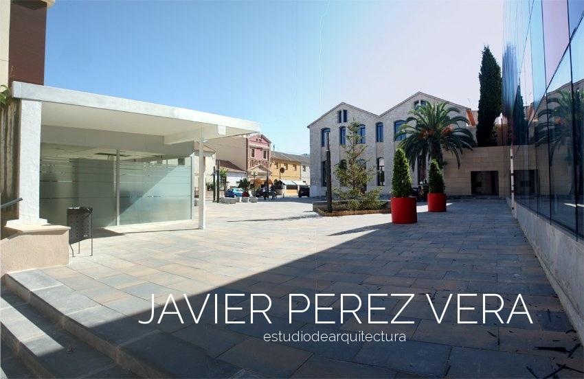 PLAZA RICO IBI 11 - Plaza Rico IBI, Alicante - Espacio Publico