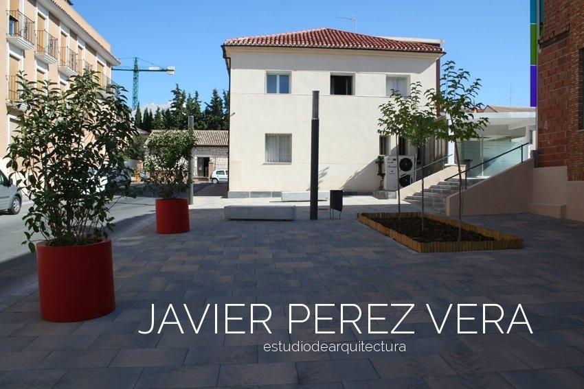 PLAZA RICO IBI 12 - Plaza Rico IBI, Alicante - Espacio Publico