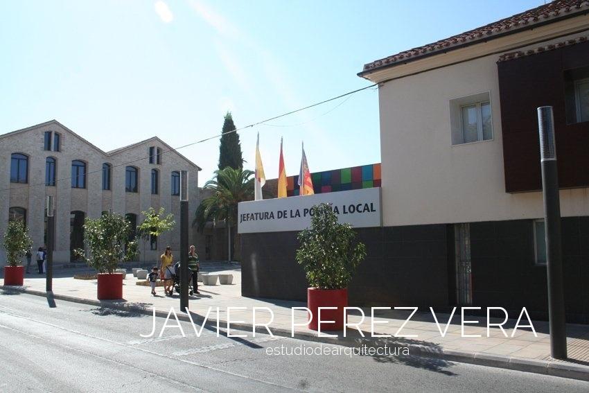 PLAZA RICO IBI 13 - Plaza Rico IBI, Alicante - Espacio Publico