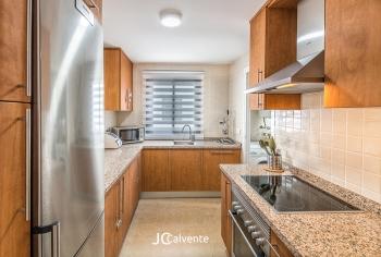 Fotógrafo Marbella Sotogrande Estepona Mijas Fuengirola Benalmadena Torremolinos Inmobiliaria Interiores apartamento piso cocina casa