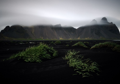 Islandia: isla de agua y de volcanes