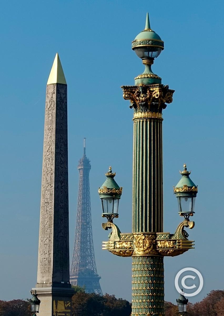 Paris à travers les siècles  - Souvenirs de Paris - Jean-Louis Liedana, Photographies