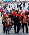 Nostalgia sovietica- Moscu