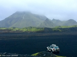 Iceland in a Jeep