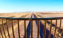 Altiplano desde el tren