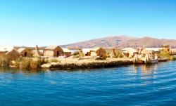 Isla de Uros - Titicaca