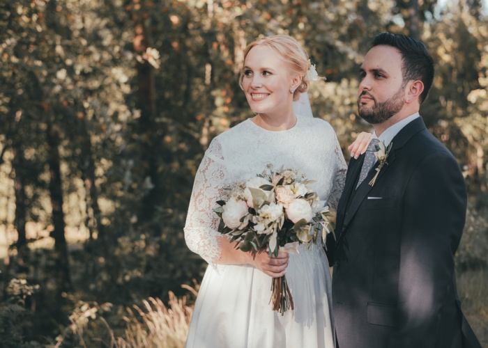 IINA & JAVI's SUOMI WEDDING - TURKU (FINLAND)