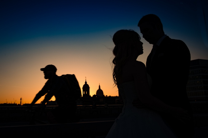 London Tower Trash The Dress
