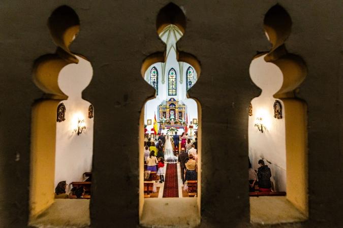 Punto de vista de la iglesia