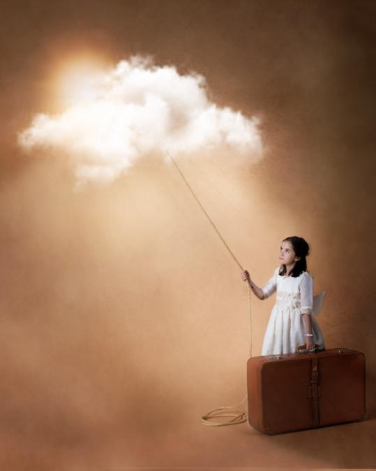 Fotos Comuniones Fantasia Nube