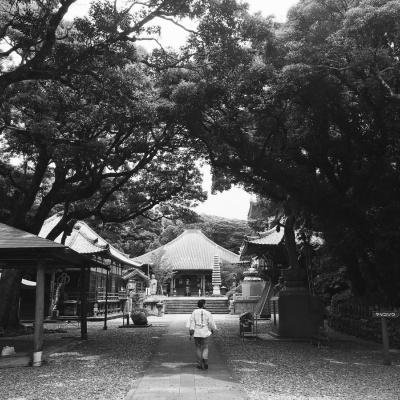 Hotsumisaki-ji. Shikoku