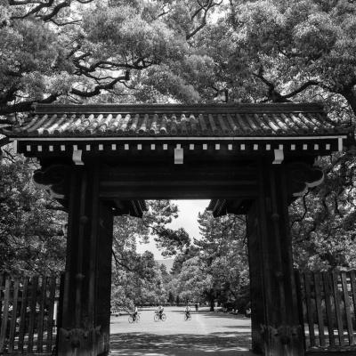 Palacio Imperial. Kioto