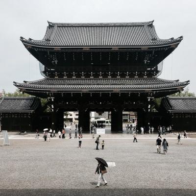 Nishihongan-ji. Kioto