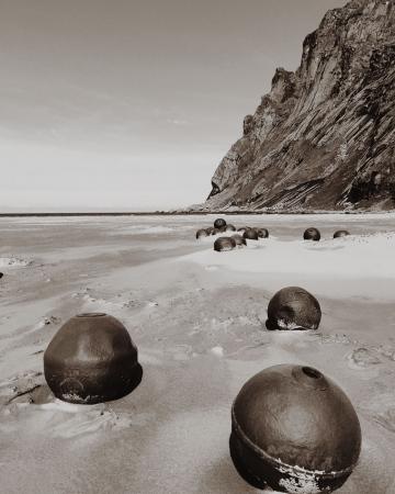 Bunes beach