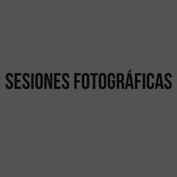 Sesiones fotográficas