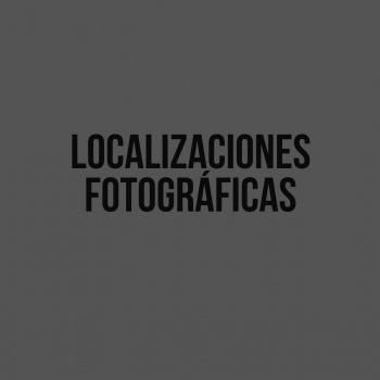 Localizaciones fotográficas