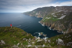 Slieve League Cliffs, Irlanda