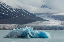 Glaciar Mónaco, Svalbard