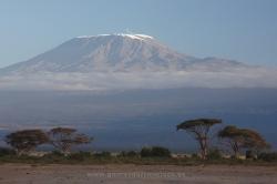 Kilimanjaro, Parque Nacional de Amboseli, Kenia