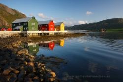Lauvsnes, Flatanger, Noruega