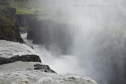 Cascada de Gullfoss, Islandia