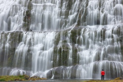 Cascadas de Dynjandi, Islandia