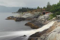 Alvaera, Sognefjorden, Noruega