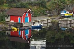 Risnes, Fensfjorden, Noruega