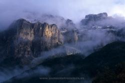 Mondarruego, Ordesa y Monte Perdido National Park, Pyrenees (Spain)