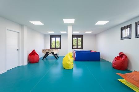 sala de juegos, fotografía de interiores, redondela, galicia