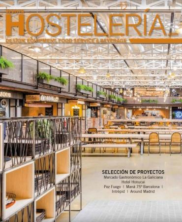 REVISTA HOSTELERIA   Mercado La Galiciana   Espacio Invisible