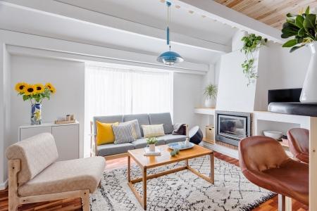 fotografía de interiores, decoración, abracadabra decor, salón, airbnb