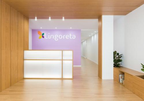 Lingoreta Logopedia Center | Encaixe Arquitectura
