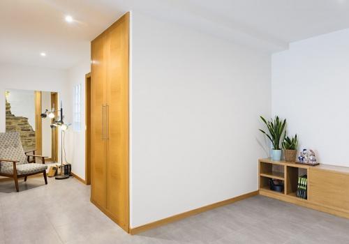 Rehabilitación vivienda Dornelas | Encaixe Arquitectura
