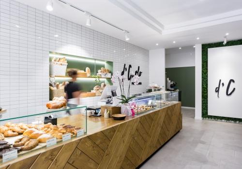 Pastelería d´Carlo | Encaixe Arquitectura