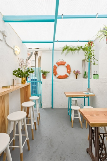 Interior desing photography, Tabula Rasa tavern