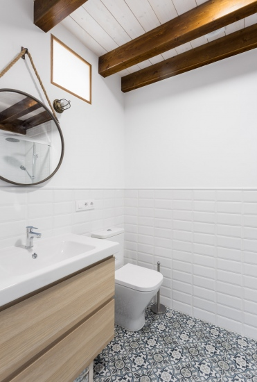 baño, fotografía interiorismo, arela arquitectura, galicia