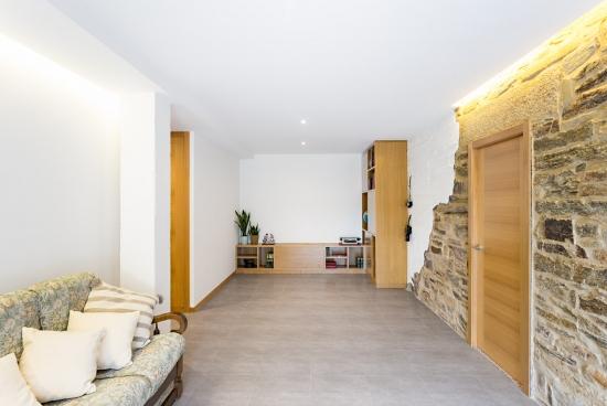 sala de estar, fotografía de interiores, encaixe arquitectura, galicia