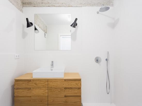 fotografía de interiores, baño, altadi, castroferro arquitectos