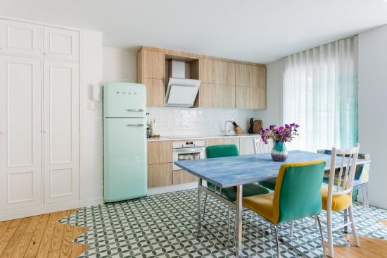 fotografía de interiores, decoración, alm construcciones, marina y javier, cocina